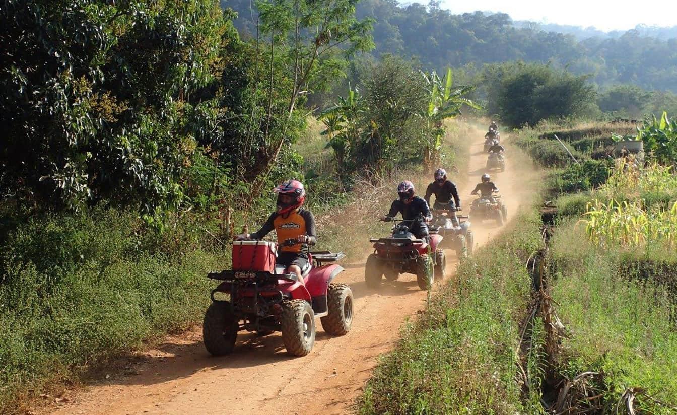 Chiang Mai Quad Tours