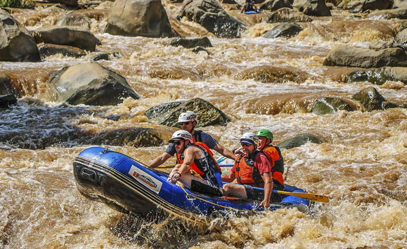 chiangmai rafting