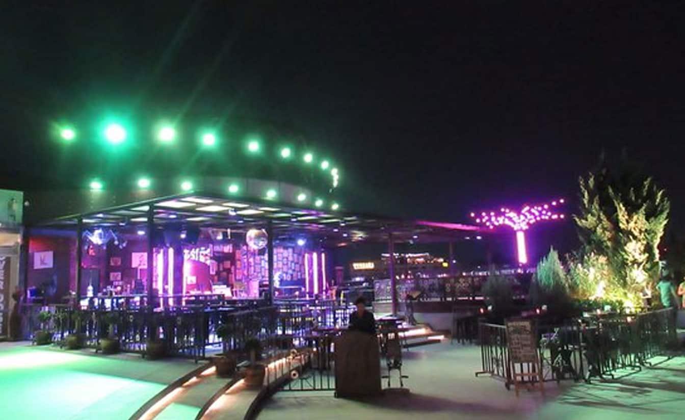 Maya Roof Bar