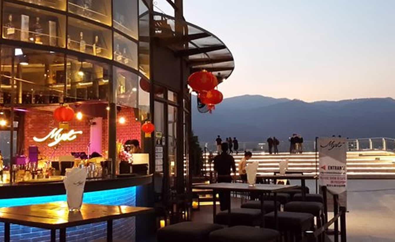 Maya Rooftop Bar