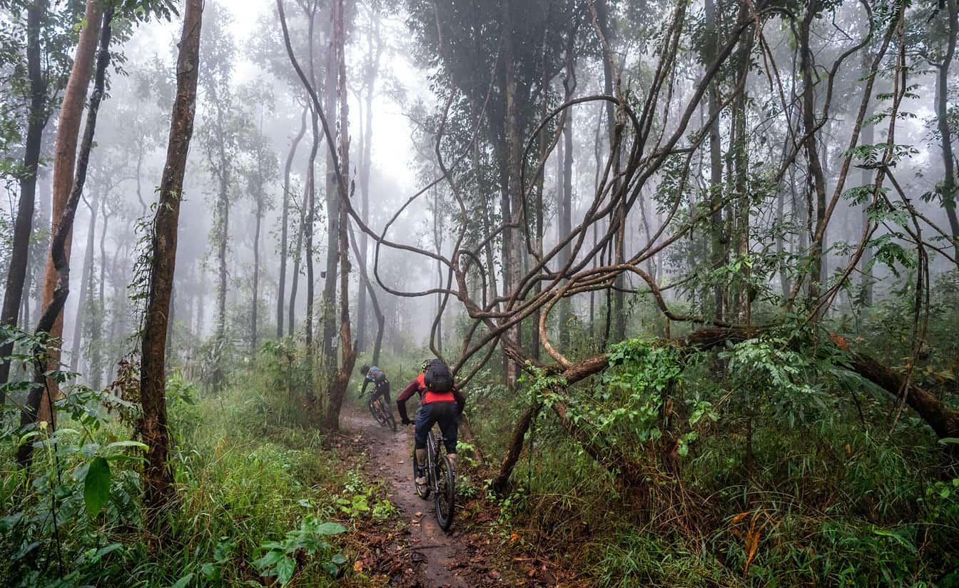 Mountain Biking Tour Chiang Mai