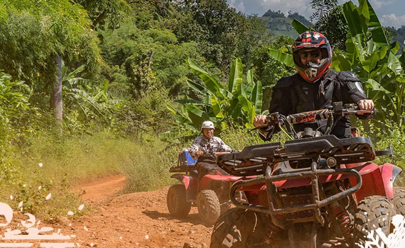 Quad Biking in Chiang Mai