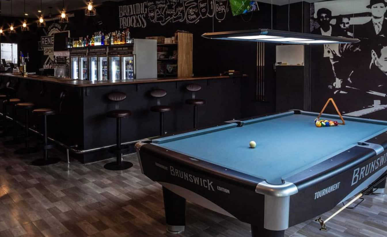 Rengade Sports Bar