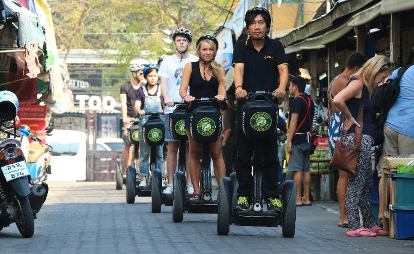 Segway Tour in Chiang Mai