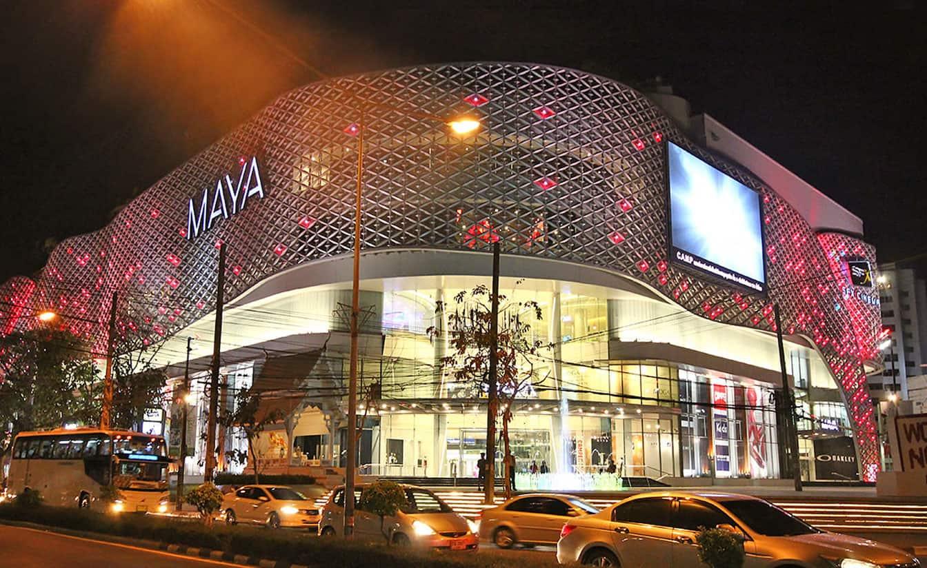 Shopping Malls Chiang Mai