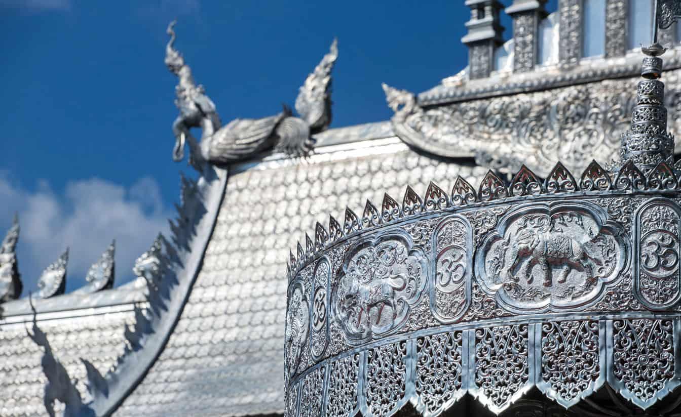 Silver Temple Chiang Mai