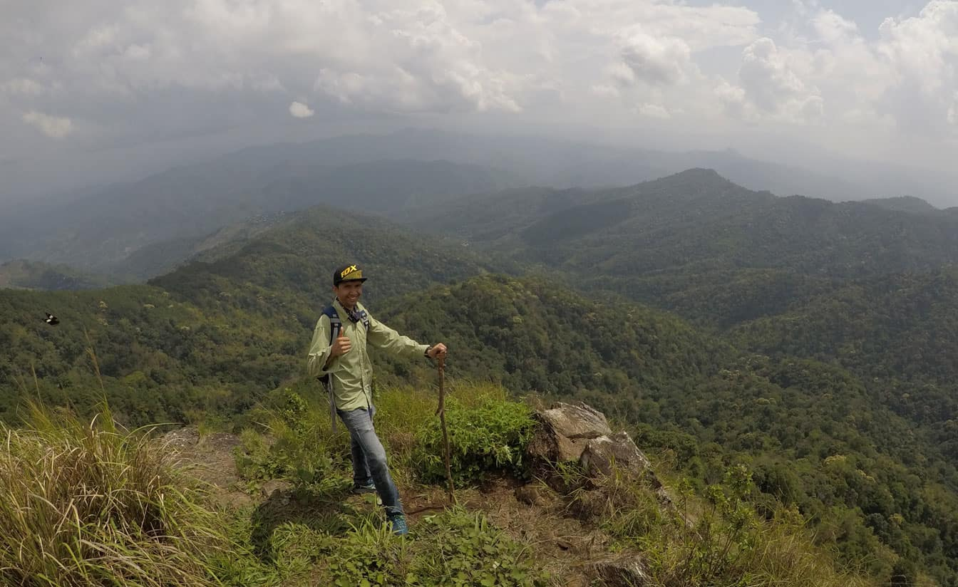 Trek in Chiang Mai