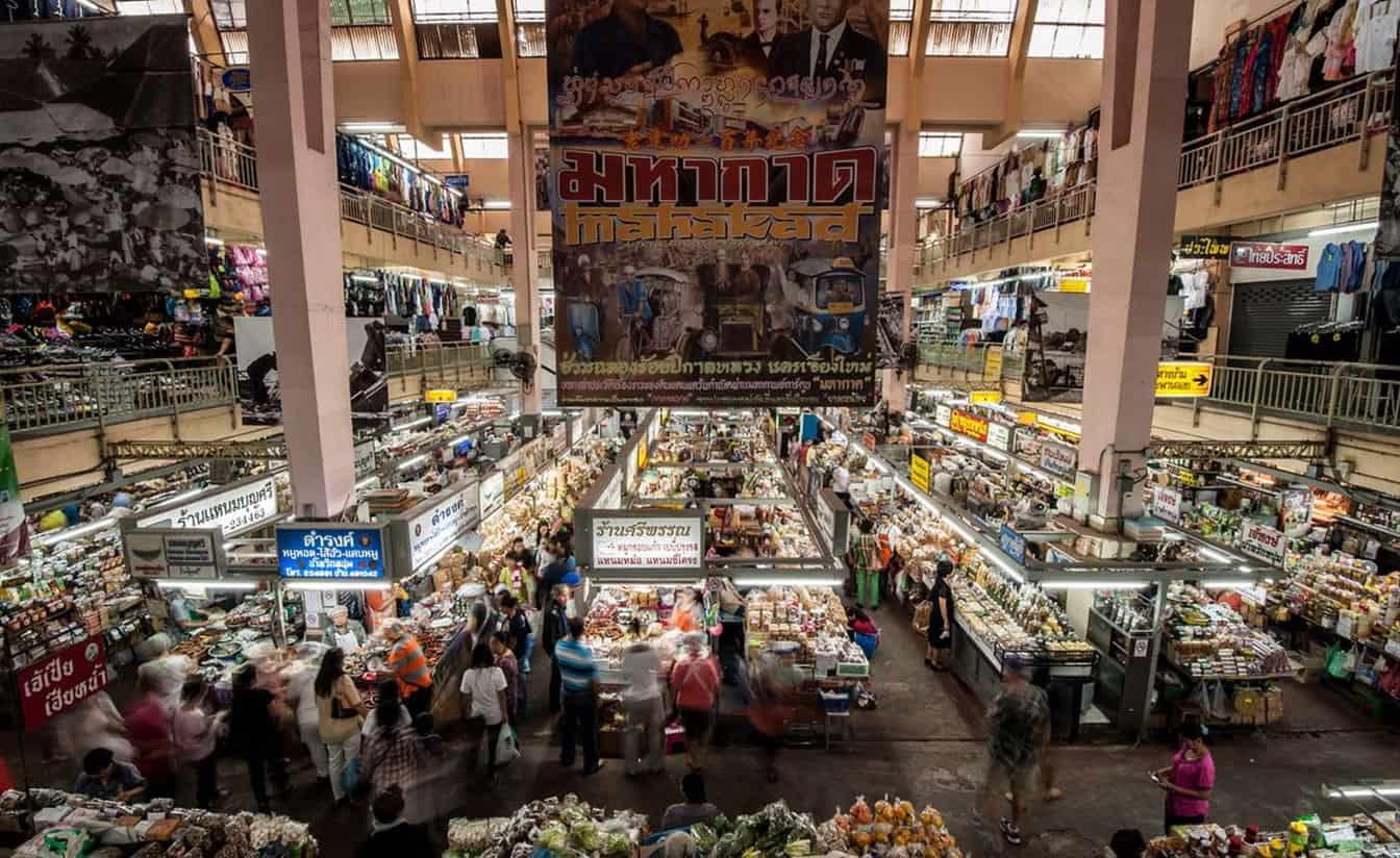 Market in Chiang Mai